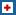 Heridos - Cruz roja. Icono para noticias, texto previo.