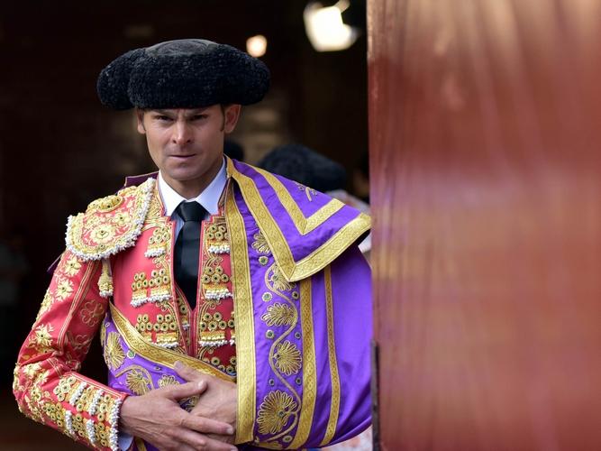 Eugenio de Mora inicia el paseíllo en Madrid