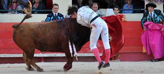 ENTREVISTA Herido grave el sábado en Alès