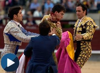 CRÓNICA De C.R.V. del séptimo festejo de la Feria de San Isidro