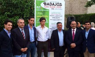 CARTELES Morante, Talavante, Perera, Ferrera, Garrido...