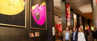 Exposición en el Tendido 11 de Las Ventas