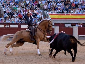 MADRID Contenido grande, estrecha recompensa