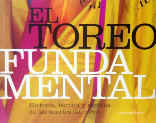 Portada El Torero Fundamental Jose Luis Ramon 511