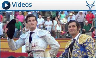BADAJOZ La presentación de Garrido como matador