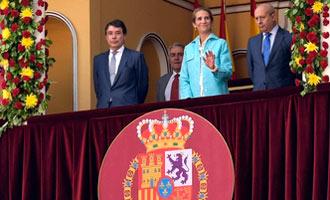 MADRID Desde el Palco Real de Las Ventas