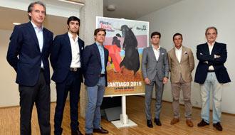 DECLARACIONES De la presentación de Santander