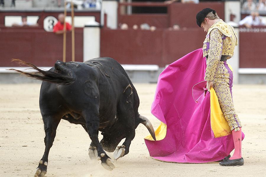 Clemente-LAS VENTAS-novillada-5-07-15-foto Paloma Aguilar