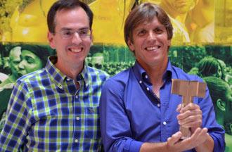 ACTOS El Cordobés recibe el Premio Orgullo 2015
