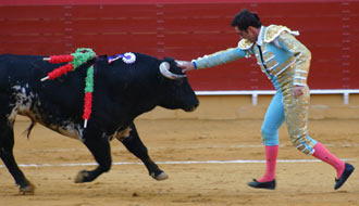 PRIEGO DE CÓRDOBA Fandi y Castella, en hombros