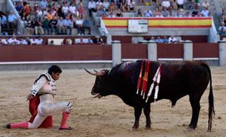 MADRID Gerardo Rivera, vuelta en su debut