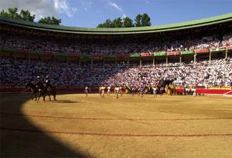 CARTELES La Feria del Toro, del 5 al 14 de julio