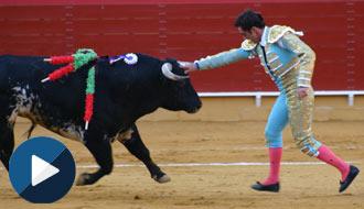 TERUEL El Fandi cortó la única oreja