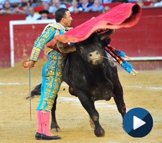 SANTANDER Dos orejas; Lorenzo y Marcos, oreja