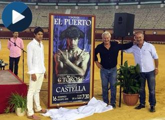 NOTICIAS Castella presentó su encerrona