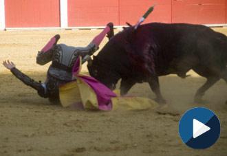 HERIDOS Sufrió una fractura vertebral en Teruel