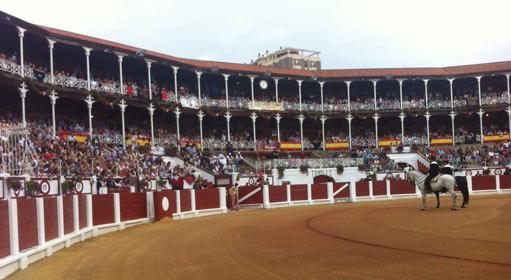 Plaza de toros de El Bibio de Gijón