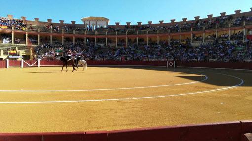 Cuenca plaza de toros interior 511