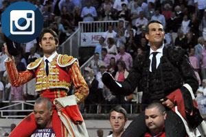 BEZIERS Castella, tres; Bautista y Manzanares, dos