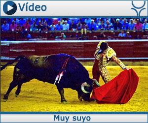 VÍDEO El Juli, dos orejas en Huelva