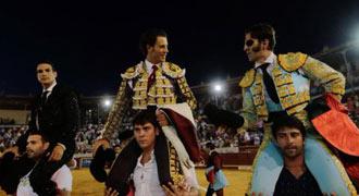 SANLÚCAR DE BARRAMENDA Padilla, cuatro y rabo