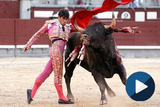 MADRID Seria tarde del salmantino