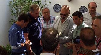 SORTEO Mano a mano Ruiz Manuel-Torres Jerez