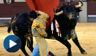 MADRID El Palco le roba la Puerta Grande