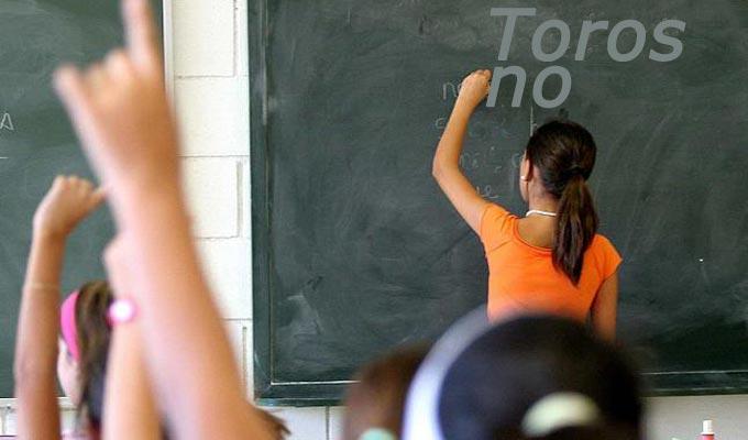 REPORTAJE 'Cuando los profesores veían el título toros ni leían mi trabajo'
