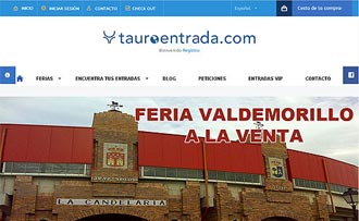 TAUROENTRADA Valdemorillo, ya a la venta