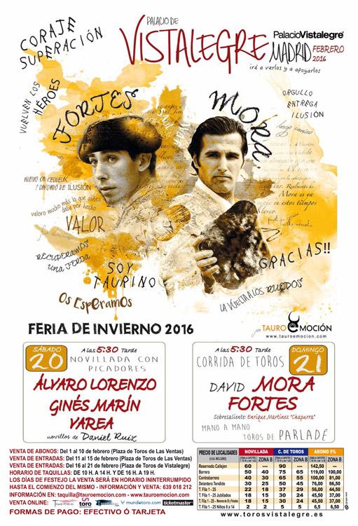 Feria de invierno de Vistalegre (Madrid) 2016