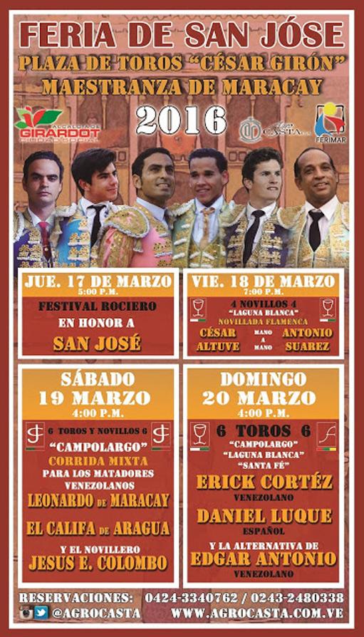Maracay 2016