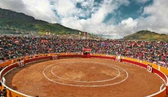 CARTELES Dos tardes en el abono peruano