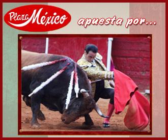 PLAZA MÉXICO El español más laureado en el embudo