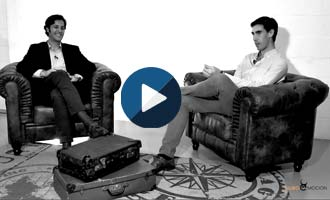 VÍDEO Mora y Fortes se entrevistan, previo al 21F