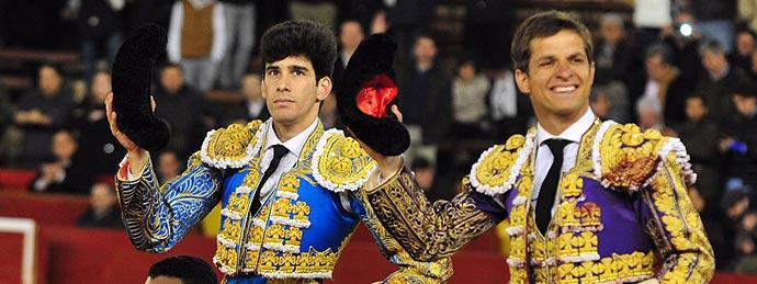 CRÓNICA Del octavo festejo de la Feria de Fallas de Valencia 2016