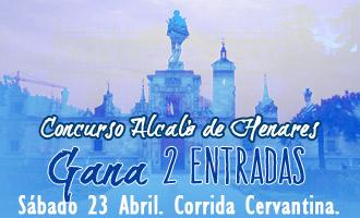 CONCURSO ALCALÁ DE HENARES