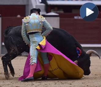 MADRID Dio dos vueltas al ruedo