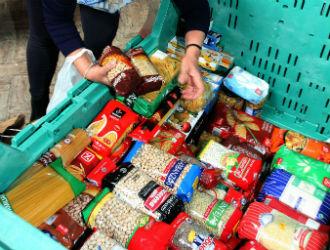 ACTUALIDAD Para el Banco de Alimentos de Huelva