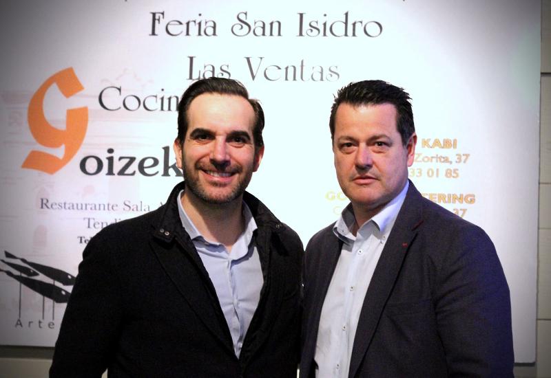 Mario Sandoval y Miguel