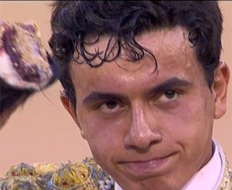 MADRID Corta una oreja como Adame, herido