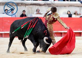 NÎMES Álvaro Lorenzo, oreja en su alternativa