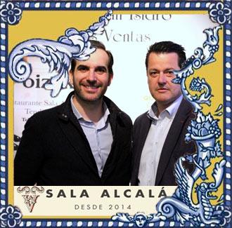 MADRID El conocido chef, presente en Las Ventas