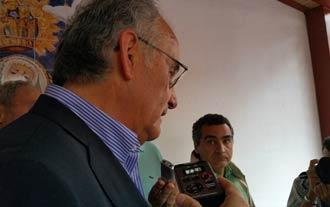 DECLARACIONES Vicente Campillo, apoderado
