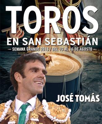José Tomás San Sebastián