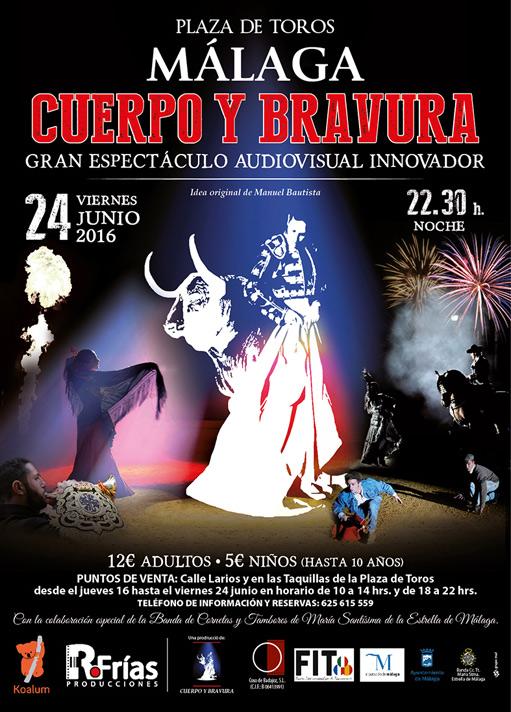 Cuerpo y Bravura 2016