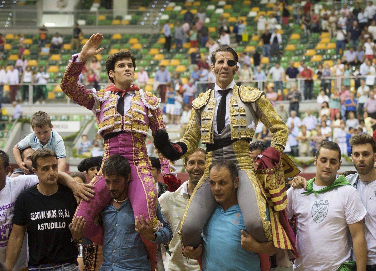 BURGOS Buena corrida de Bañuelos