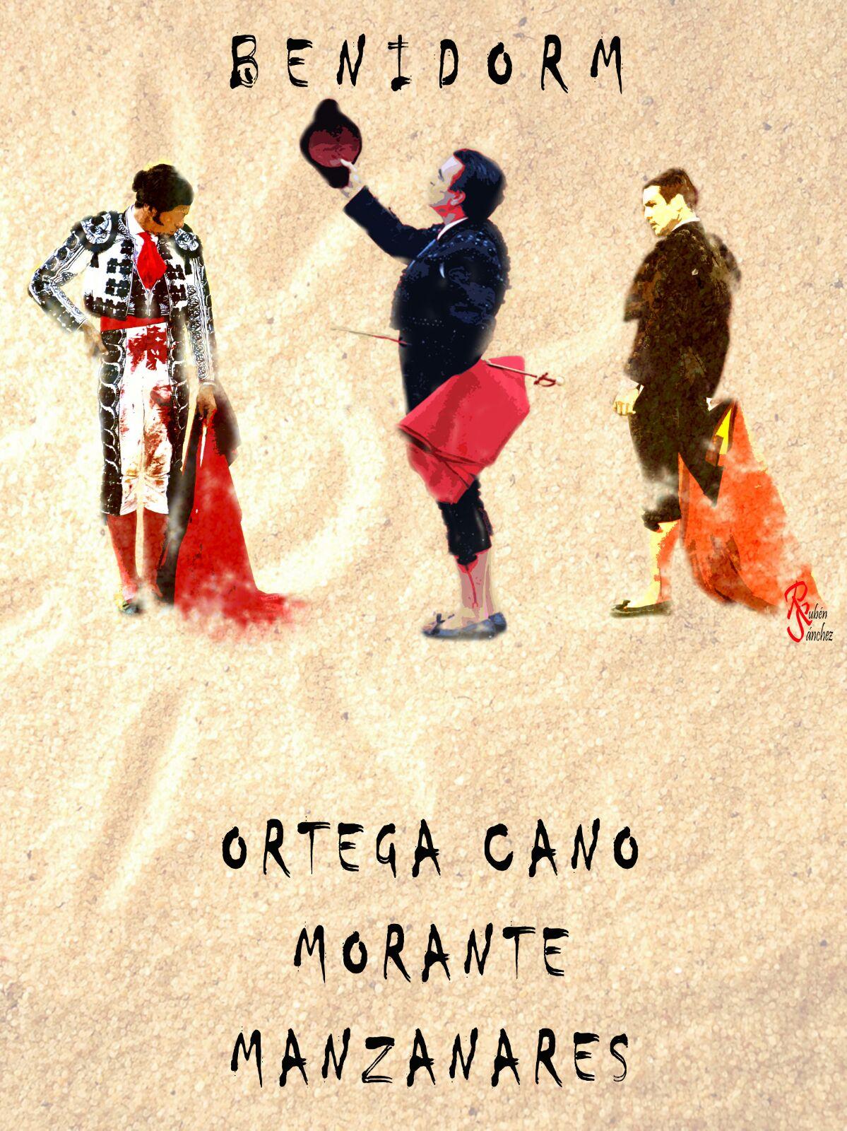 cartel-benidorm-ortegacano-morante-manzanares