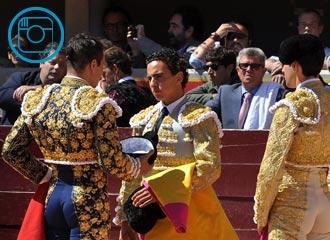 ISTRES Manzanares y López Simón, oreja