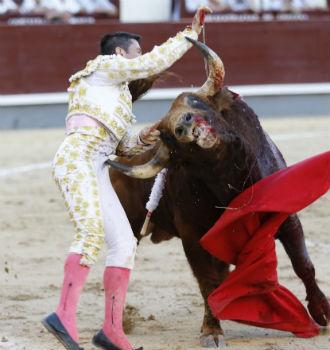 MADRID Cuando estoqueaba al quinto